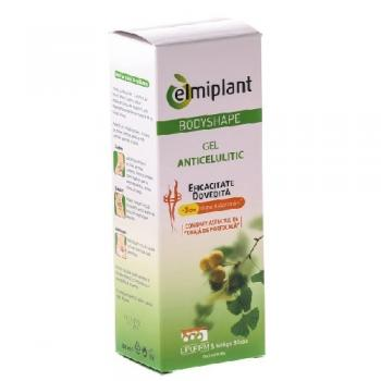 Gel anticelulitic body shape 200 ml ELMIPLANT