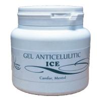 Gel anticelulitic ice