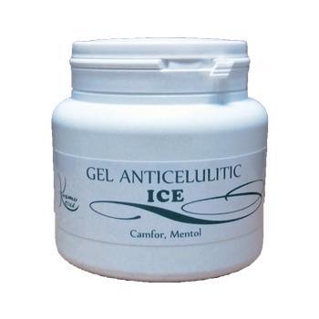 Gel anticelulitic ice 500 ml KOSMO OIL