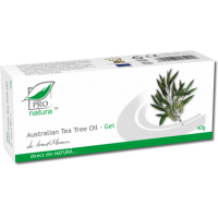 Gel australian tea tree oil