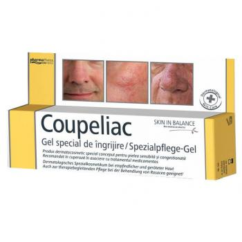 Gel coupeliac 20 ml ZDROVIT
