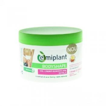 Gel-crema remodelare totala 200 ml ELMIPLANT