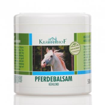 Gel puterea calului cu efect de racorire, pferdebalsam 500 ml KRAUTERHOF