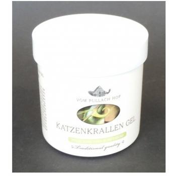 Gel cu extract de gheara pisicii 250 ml HERBALSANA