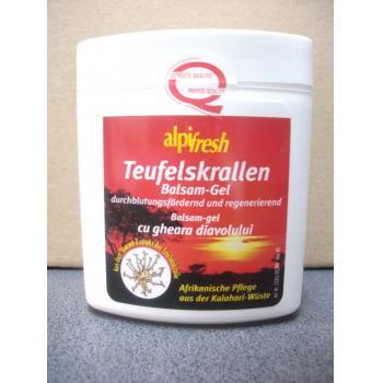 Gel cu gheara diavolului 250 ml ALPIFRESH