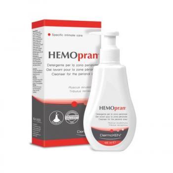 Gel curatare zona perianala hemopran 125 ml DERMOXEN