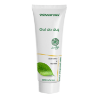 Gel de dus antibacterian cu aloe vera si tea tree