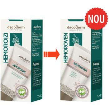 Gel Hemoroven (fost Hemoroidal) 75 ml DACODERM