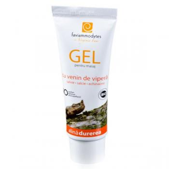 Gel masaj cu venin de vipera  50 ml MB WAY