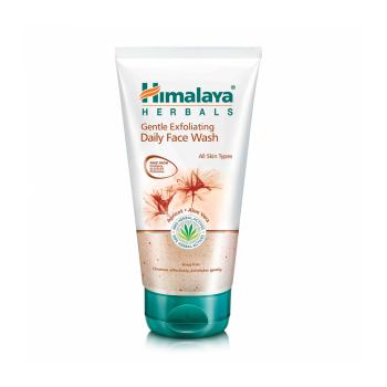 Gel pentru curatarea fetei exfoliant (gentle exfoliating daily face wash) 150 ml HIMALAYA