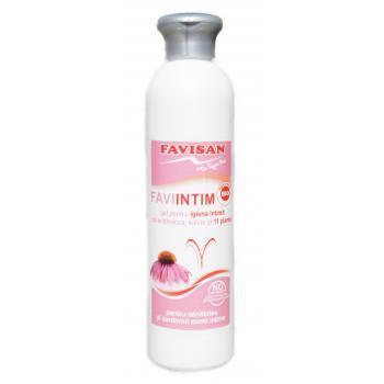 Gel pentru igiena intima cu echinacea bio bo020 250 ml FAVISAN