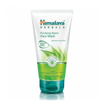 Gel purificator pentru curatarea fetei cu neem (purifying neem face wash) 150 ml HIMALAYA