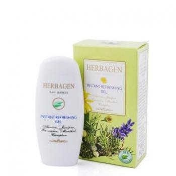 Gel revigorant instant 50 ml HERBAGEN