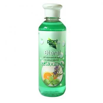Gel spumant de baie cu uleiuri eterice relaxant 340 ml PLANT ACTIV