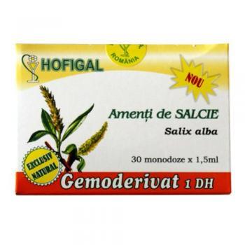 Gemoderivat din amenti de salcie - monodeze 30 ml HOFIGAL