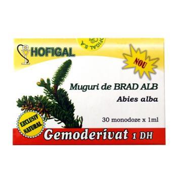 Gemoderivat din muguri de brad alb - monodoze 30 ml HOFIGAL