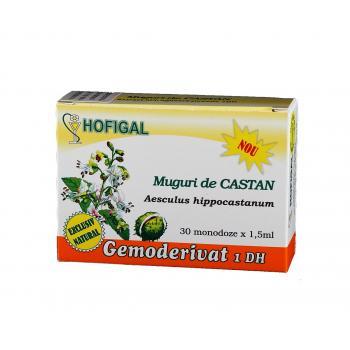 Gemoderivat din muguri de castan - monodoze 30 ml HOFIGAL