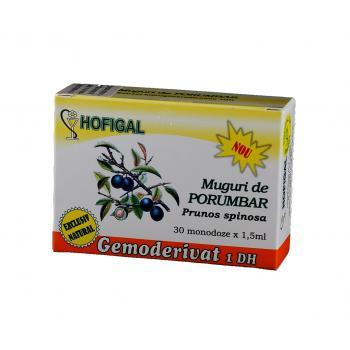 Gemoderivat din muguri de porumbar - monodoze 30 ml HOFIGAL