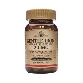 Gentle iron 20 mg 90 cps SOLGAR
