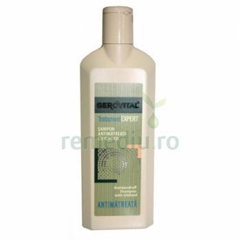 Gerovital sampon antimatreata cu ichtiol 250 ml FARMEC