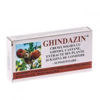 Ghindazin, supozitoare 1.5g