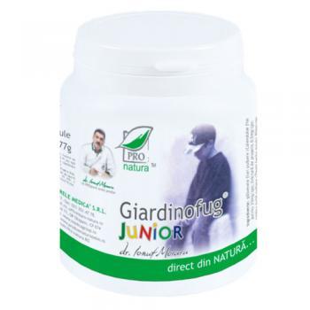 Giardinofug junior 250 cps PRO NATURA