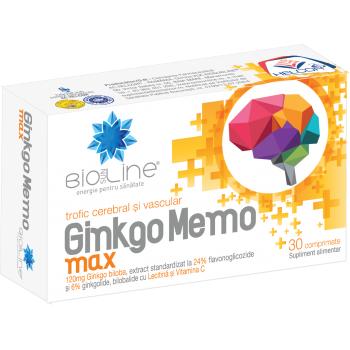 Ginkgo memo max 30 cpr BIO SUN LINE