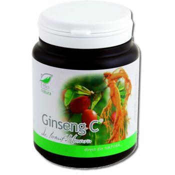 Ginseng c 200 cps PRO NATURA