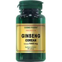 Ginseng corean 1000mg