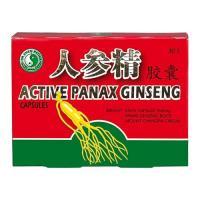 Ginseng panax aktiv
