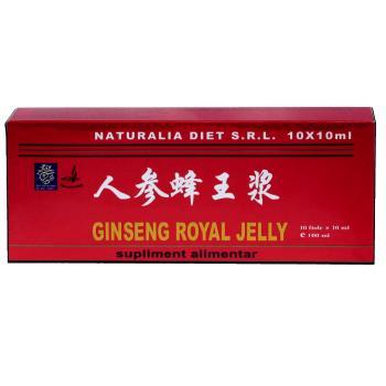 Ginseng & royal jelly 100 ml NATURALIA DIET