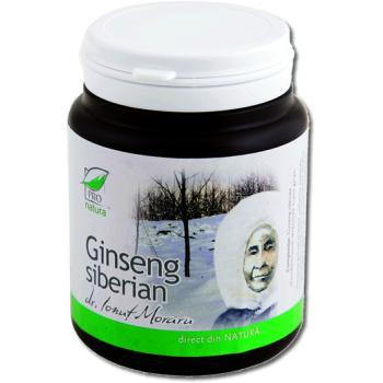 Ginseng siberian 150 cps PRO NATURA