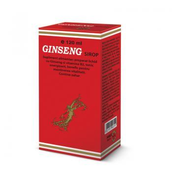 Ginseng sirop 120 ml PHARCO