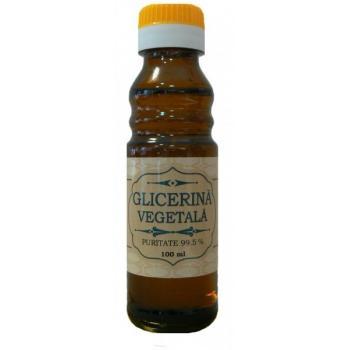 Glicerina vegetala 100 ml HERBALSANA