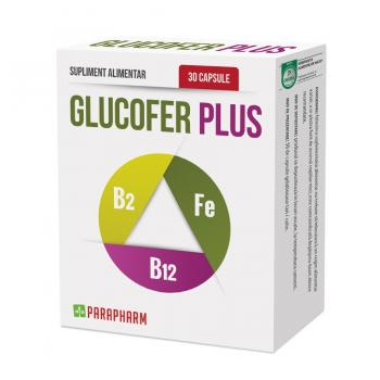 Glucofer plus 30 cps PARAPHARM