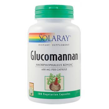 Glucomannan 100 cps SOLARAY