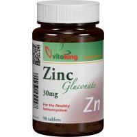 Gluconat de zinc 30mg