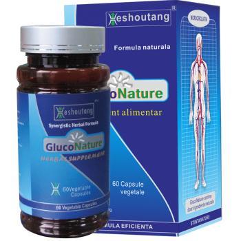 Gluconature 60 cps HESHOUTANG