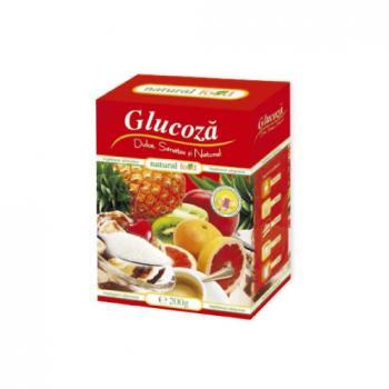 Glucoza 200 gr HIPOCRATE