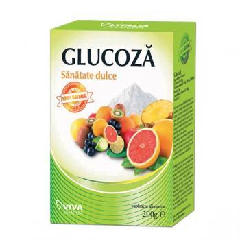 Glucoza 200 gr VIVA PHARMA