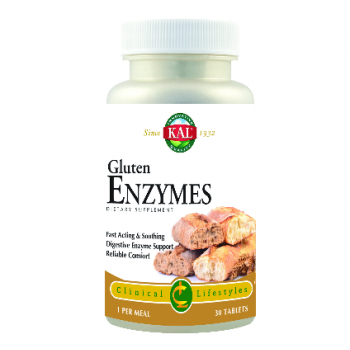 Gluten enzymes 30 cps KAL