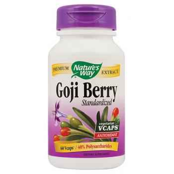 Goji berry standardized 60 cps NATURES WAY
