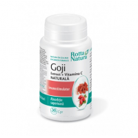 Goji extract cu vitamina c- masticabile