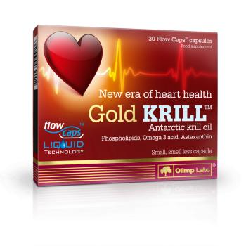 Gold krill 30 cps OLIMP LABS