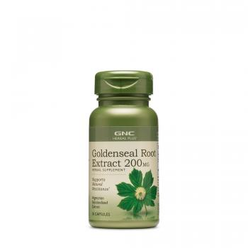 Goldenseal root extract 200mg   50 cps GNC
