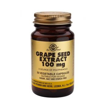 Grape seed extract 100 mg 30 cps SOLGAR