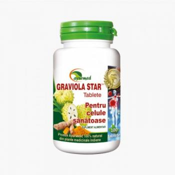 Graviola star 50 cps AYURMED