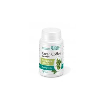 Green coffee extract 120 cps ROTTA NATURA