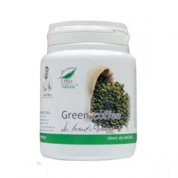 Green coffee 150 cps PRO NATURA