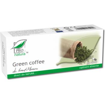 Green coffee 30 cps PRO NATURA